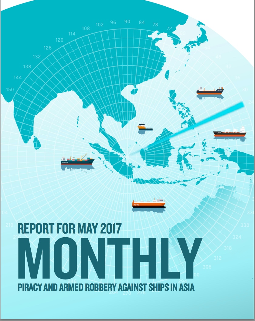 ReCAAP ISC Report May 2017 Cover