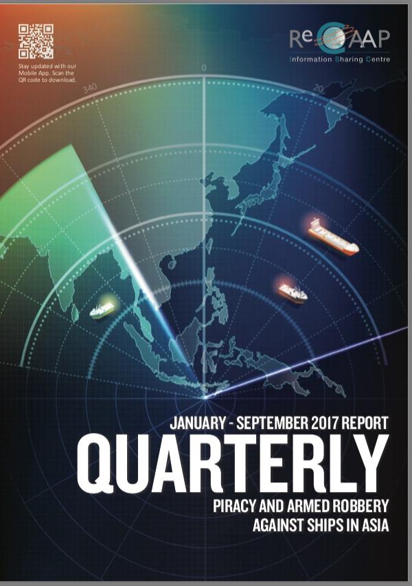 ReCAAP ISC Q3 Report - Cover