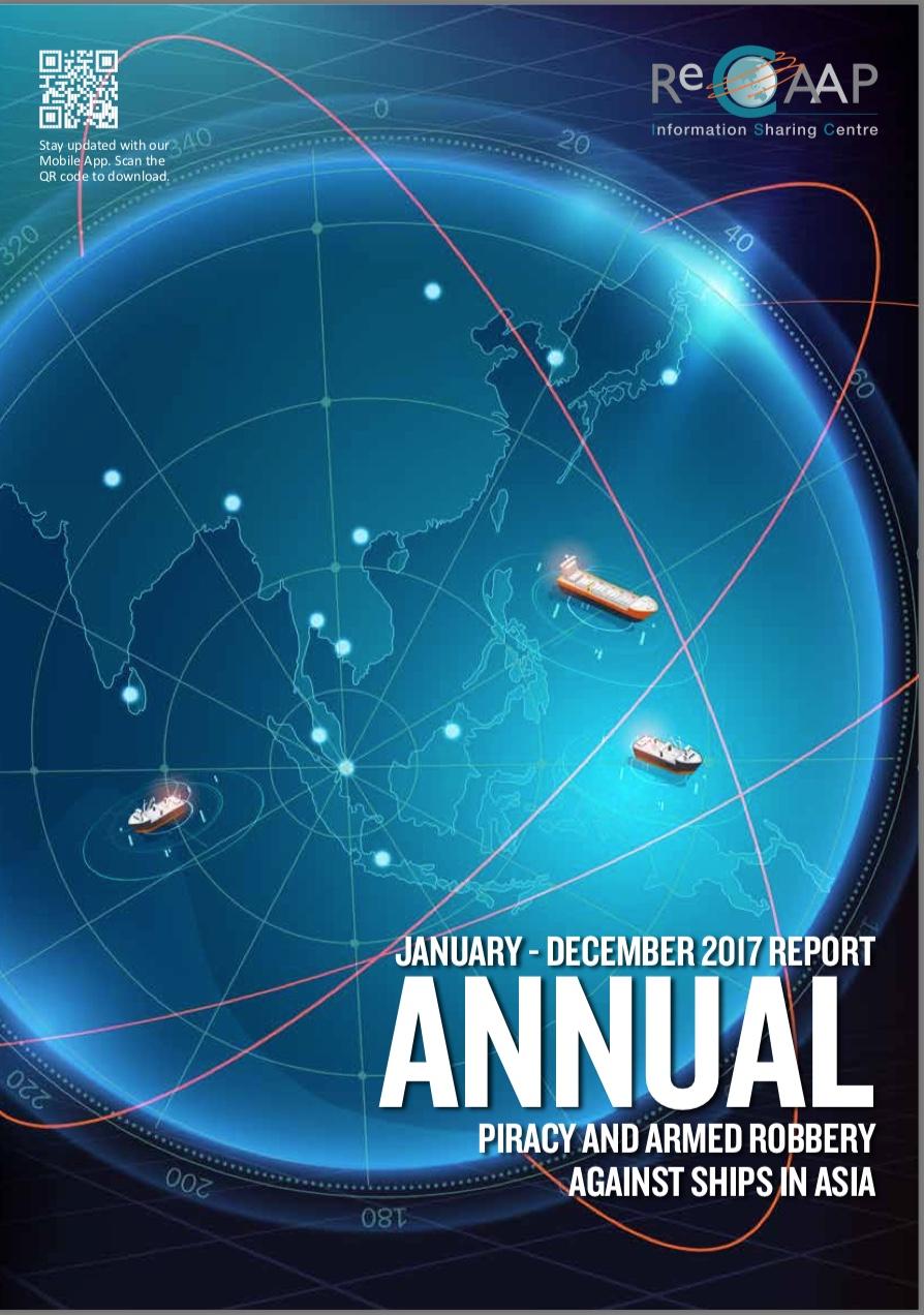 ReCAAP Annual Report 2017 Chart 1 - ReCAAP ISC