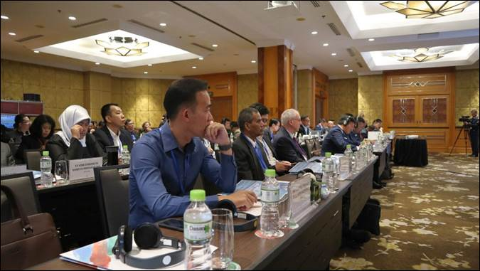 The three-day programme will gather senior officers from 16 ReCAAP Member Countries as well as Malaysia and Indonesia to  review the situation of piracy and armed robbery against ships in Asia including the incidents of abduction of crew in the Sulu-Celebes Seas