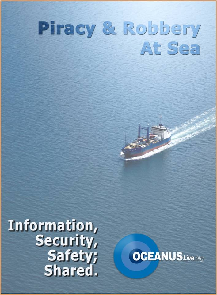 Piracy & Robbery At Sea Frontpage