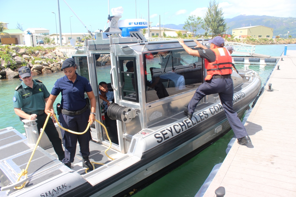 how to become a maritime police officer