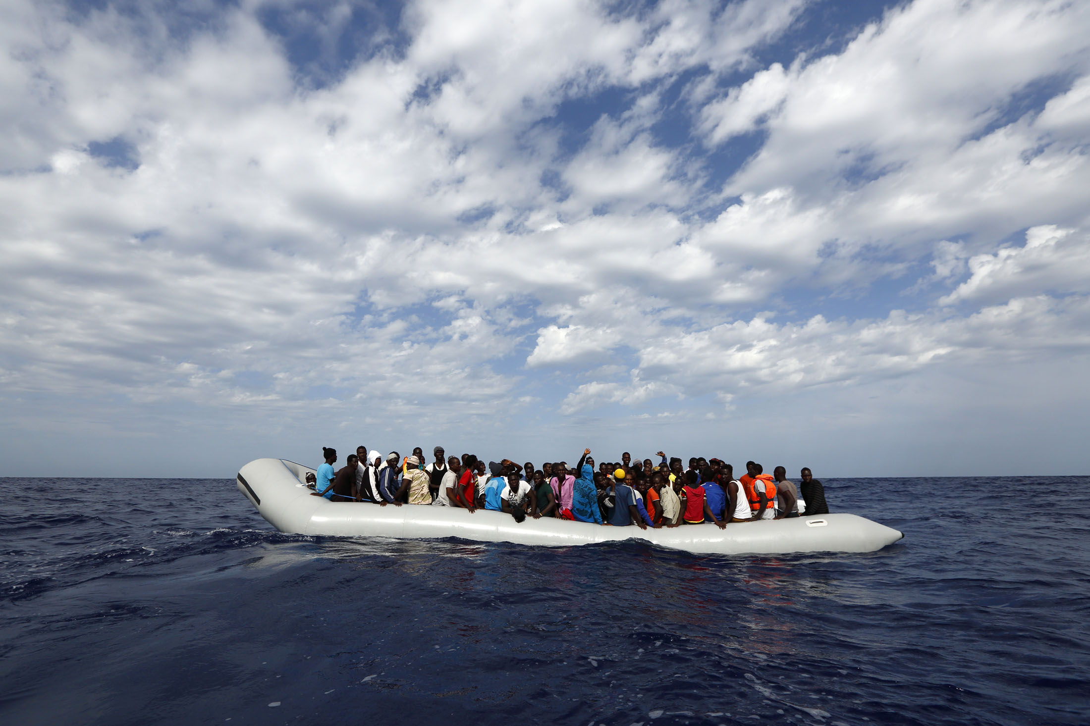 Lampedusa Tragedy Marks Start Of Deadly 2015
